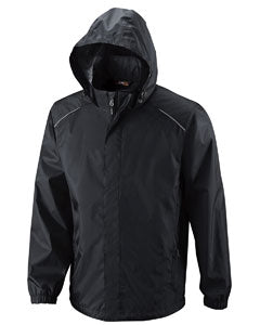 Ash City - Core 365 Men's Climate Seam-Sealed Lightweight Variegated Ripstop Jacket