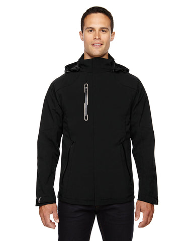 North End Men's Axis Soft Shell Jacket 88665