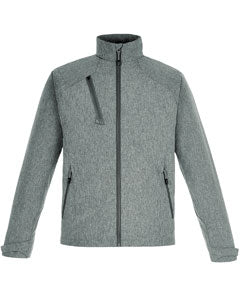Ash City - North End Sport Red Frequency Lightweight Mélange Jacket 88694