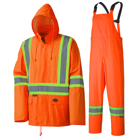 Lightwear Hi Viz Waterproof Suit 5598