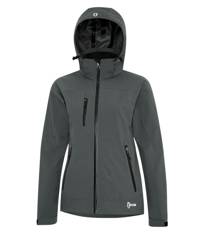 Dryframe Tri-Tech Hard Shell Jacket