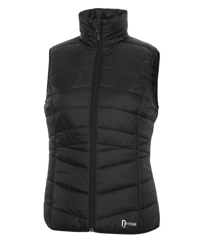 Dryframe Dry Tech Ladies Insulated Vest DF7673