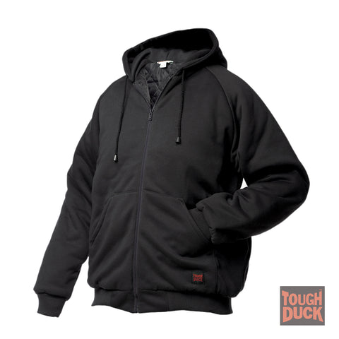 Hooded Jersey Bomber I474