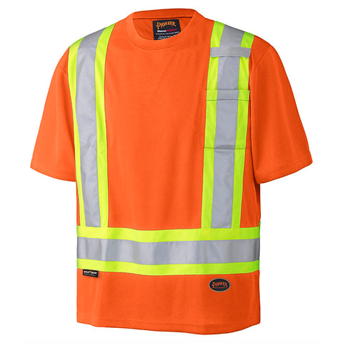 Birdseye Safety T-Shirt 6990