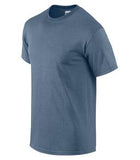 HEATHER INDIGO GILDAN® ULTRA COTTON® T-SHIRT. 2000