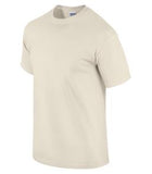 NATURAL GILDAN® ULTRA COTTON® T-SHIRT. 2000