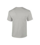 ICE GREY GILDAN® ULTRA COTTON® T-SHIRT. 2000