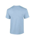 LIGHT BLUE GILDAN® ULTRA COTTON® T-SHIRT. 2000