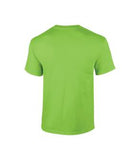 LIME GILDAN® ULTRA COTTON® T-SHIRT. 2000