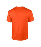ORANGE GILDAN® ULTRA COTTON® T-SHIRT. 2000