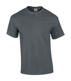 CHARCOAL GILDAN® ULTRA COTTON® T-SHIRT. 2000