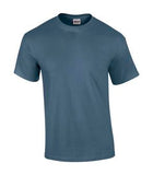 INDIGO BLUE GILDAN® ULTRA COTTON® T-SHIRT. 2000