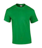 IRISH GREEN GILDAN® ULTRA COTTON® T-SHIRT. 2000