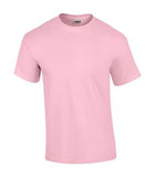 LIGHT PINK GILDAN® ULTRA COTTON® T-SHIRT. 2000