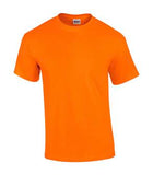 SAFETY ORANGE GILDAN® ULTRA COTTON® T-SHIRT. 2000