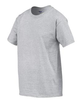 SPORT GREY GILDAN® ULTRA COTTON® YOUTH T-SHIRT. 200B