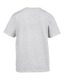 ASH GILDAN® ULTRA COTTON® YOUTH T-SHIRT. 200B