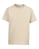 SAND GILDAN® ULTRA COTTON® YOUTH T-SHIRT. 200B