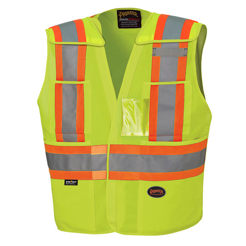 Hi Viz Safety Tear-Away Vest 6931