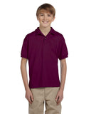 Gildan Youth DryBlend 50/50 Jersey Polo G880B