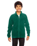Youth Campus Microfleece Jacket TT90Y