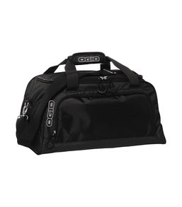 BLACK OGIO® BREAK AWAY DUFFEL. 411095