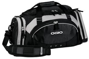 BLACK OGIO® ALL TERRAIN DUFFEL. 711003