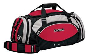 RED OGIO® ALL TERRAIN DUFFEL. 711003
