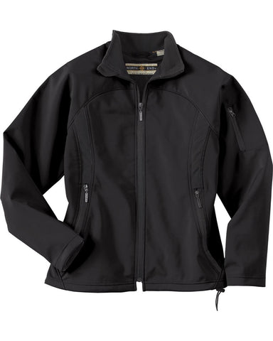 Ash City - North End Ladies' Three-Layer Fleece Bonded Performance Soft Shell Jacket 78034