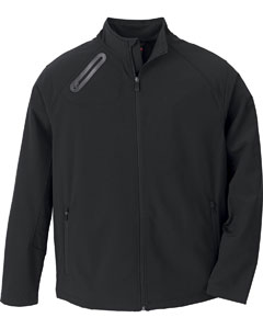 Ash City - North End Sport Red Three-Layer Light Bonded Soft Shell Jacket 88621