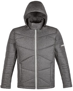 Ash City - North End Men's Avant Tech Mélange Insulated Jacket with Heat Reflect Technology-88698