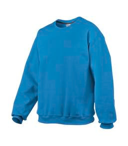 SAPPHIRE GILDAN® PREMIUM COTTON RING SPUN FLEECE CREWNECK SWEATSHIRT. 92000