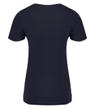 TRUE NAVY ATC EUROSPUN® RING SPUN LADIES' TEE. ATC8000L