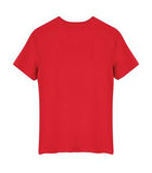 TRUE RED ATC EUROSPUN® RING SPUN YOUTH TEE. ATC8000Y
