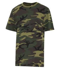 CAMO ATC EUROSPUN® RING SPUN YOUTH TEE. ATC8000Y