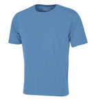 CAROLINA BLUE ATC EUROSPUN® RING SPUN TEE. ATC8000