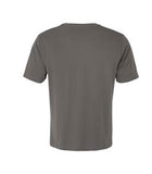 COAL GREY ATC EUROSPUN® RING SPUN TEE. ATC8000