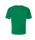 KELLY GREEN ATC EUROSPUN® RING SPUN TEE. ATC8000