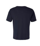 TRUE NAVY ATC EUROSPUN® RING SPUN TEE. ATC8000