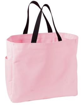 LIGHT PINK ATC ESSENTIAL TOTE. B110
