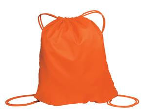 BRIGHT ORANGE ATC CINCH PACK. B120