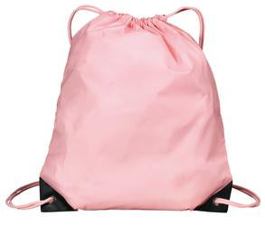 LIGHT PINK ATC CINCH PACK. B120