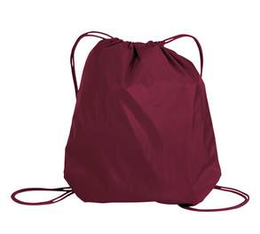 MAROON ATC CINCH PACK. B120