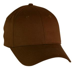 BROWN ATC MID PROFILE TWILL CAP. C130