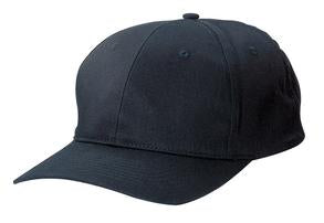 BLACK ATC MID PROFILE TWILL CAP. C130