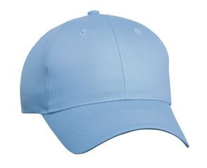 LIGHT BLUE ATC MID PROFILE TWILL CAP. C130