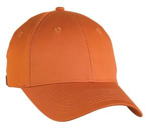 TEXAS ORANGE ATC MID PROFILE TWILL CAP. C130