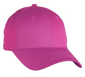 TROPICAL PINK ATC MID PROFILE TWILL CAP. C130