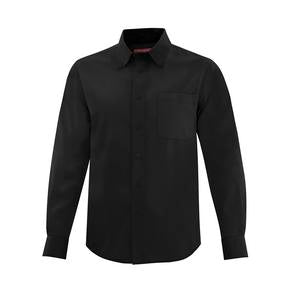 BLACK COAL HARBOUR® NON-IRON TWILL SHIRT. D6017