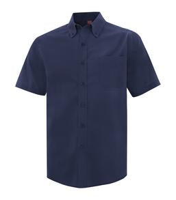 TRUE NAVY HARBOUR® EVERYDAY SHORT SLEEVE WOVEN SHIRT. D6021